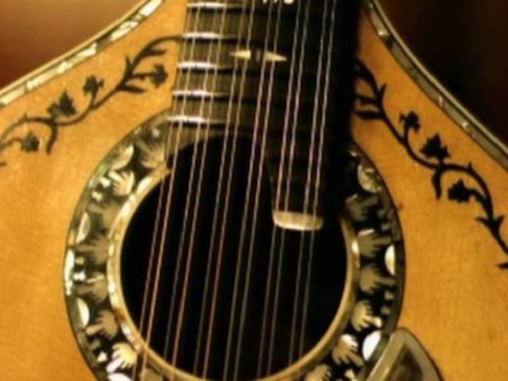 Guitarra portuguesa, fado
