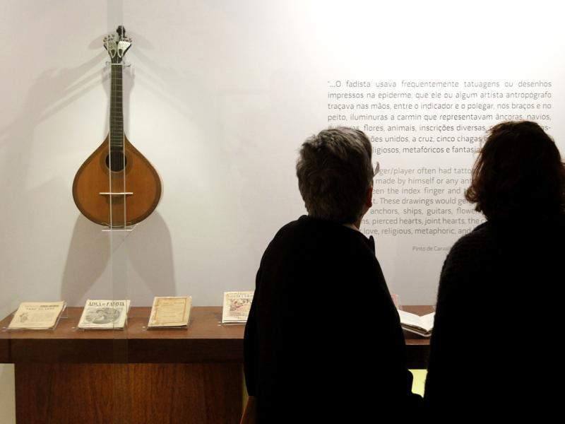 Museu do Fado em Lisboa (Lusa)