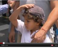 Alex, filho de Ronaldo «Fenómeno»