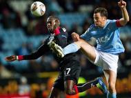 Malmo FF vs AZ Alkmaar (EPA/ANDEAS HILLERGREN)
