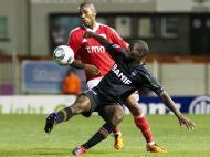 Marítimo vs Benfica (Homem de Gouveia/LUSA)