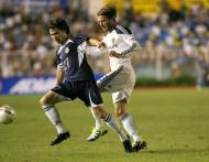 David Beckham - Jogo amigável entre o LA Galaxy e o Azkals