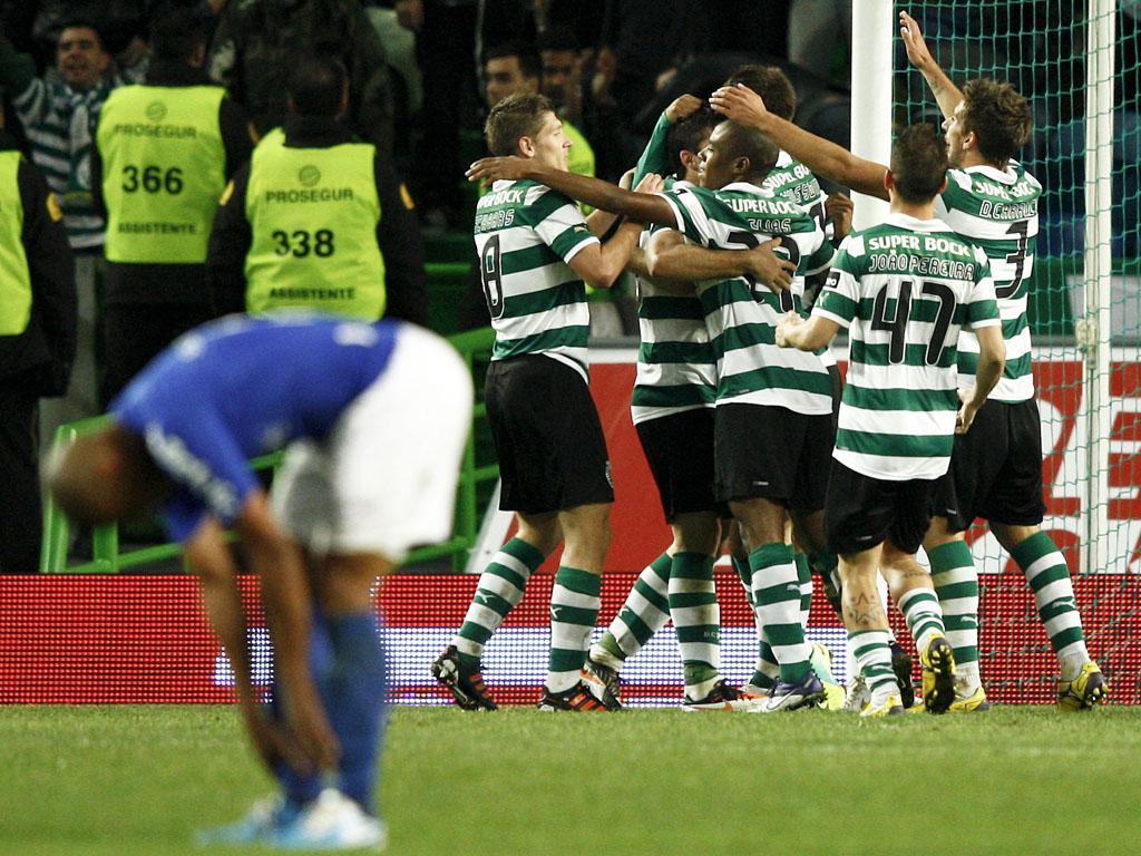 Sporting vs Belenenses (LUSA)