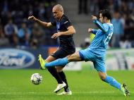 FC Porto vs Zenit (LUSA)