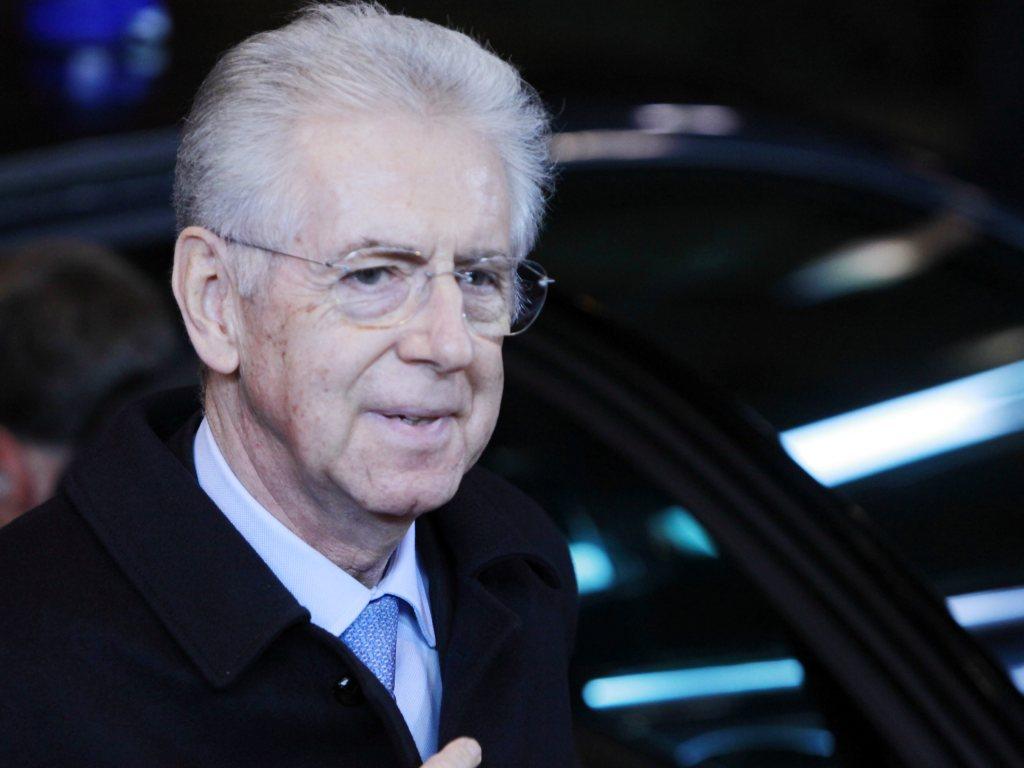 Mario Monti, primeiro-ministro de Itália
