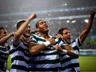 Sporting vs Nacional (EPA/José Sena Goulão)