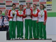 Medalha de bronze colectiva (sub-23 femininos)