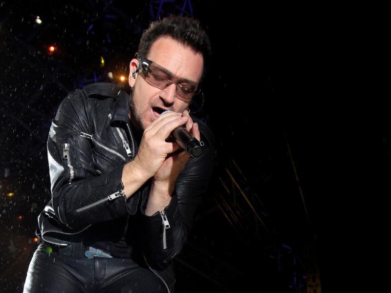 Bono Vox - U2