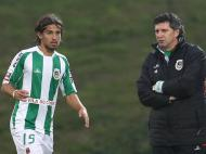 Carlos Brito e Tiago Pinto