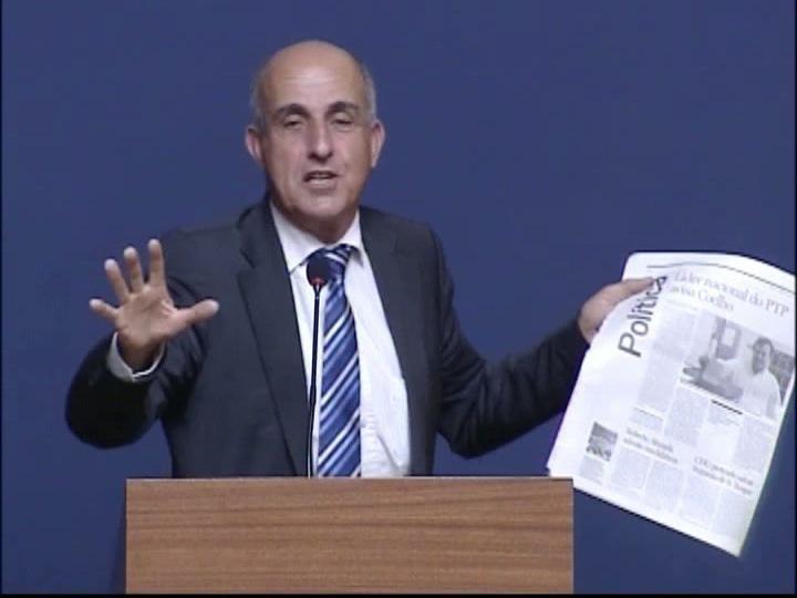 José Manuel Coelho