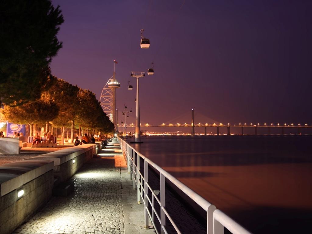 Lisboa - Parque das Nações (foto Turismo de Lisboa)