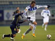 Dínamo Kiev vs Maccabi Tel-Aviv (EPA/Sergey Dolzhenko)