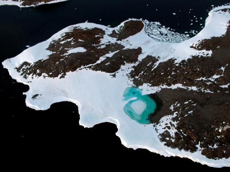Antártida, Janeiro 2011- foto Reuters