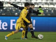 Sturm Graz vs AEK Atenas (EPA/Markus Leodolter)