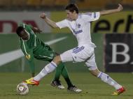 Schalke 04 vs Maccabi Haifa (EPA/Oliver Weiken)