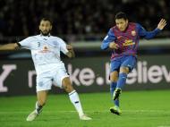 Al-Sadd vs Barcelona (EPA/Kimimasa Mayama)