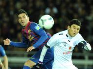 Al-Sadd vs Barcelona (EPA/Everett Kennedy Brown)