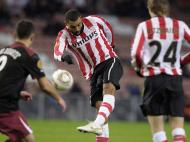 PSV vs Rapid Bucareste (EPA/Marcel Van Hoorn)