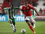 Benfica vs Rio Ave (EPA/Tiago Petinga)