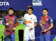 Os melhores jogadores do Mundial de Clubes