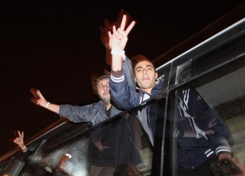 Israel liberta mais presos palestinianos (REUTERS)