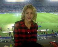 Shakira - Barcelona vence Mundial de Clubes Foto: Twitter