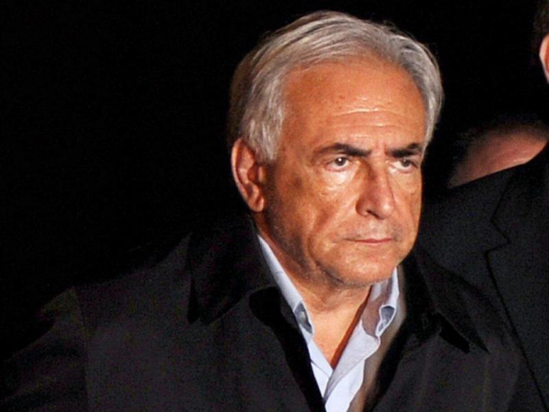 Dominique Strauss-Kahn demite-se do cargo de director geral do FMI
