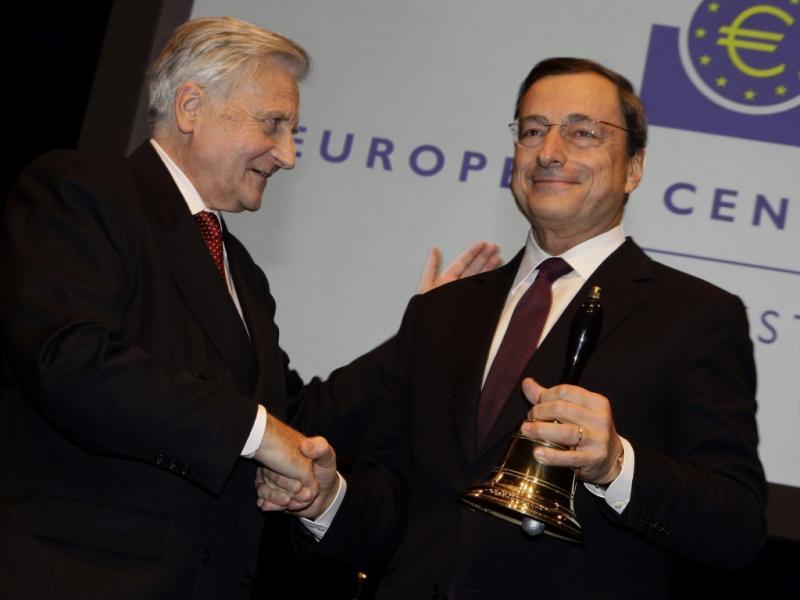 09/Dez: BCE vai gerir fundos de regaste da Zona Euro sob proposta de Mario Draghi