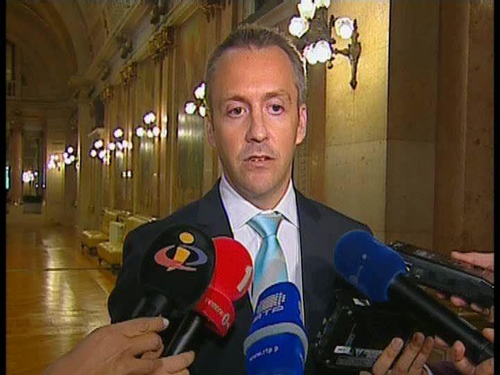 Sérgio Monteiro, secretário de Estado dos Transportes