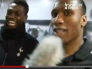 Drogba entrevista Adebayor