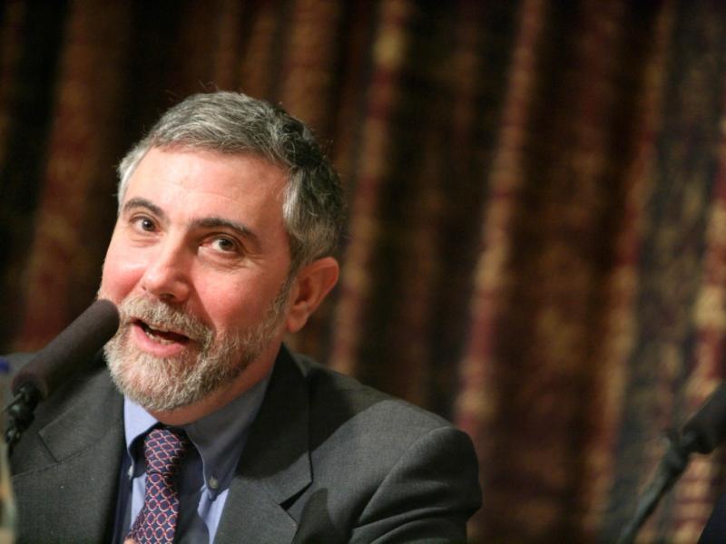 Tornou-se evidente que a Grécia, a Irlanda e Portugal não serão capazes de pagar as suas dívidas na totalidade (Paul Krugman 25-05-2011)