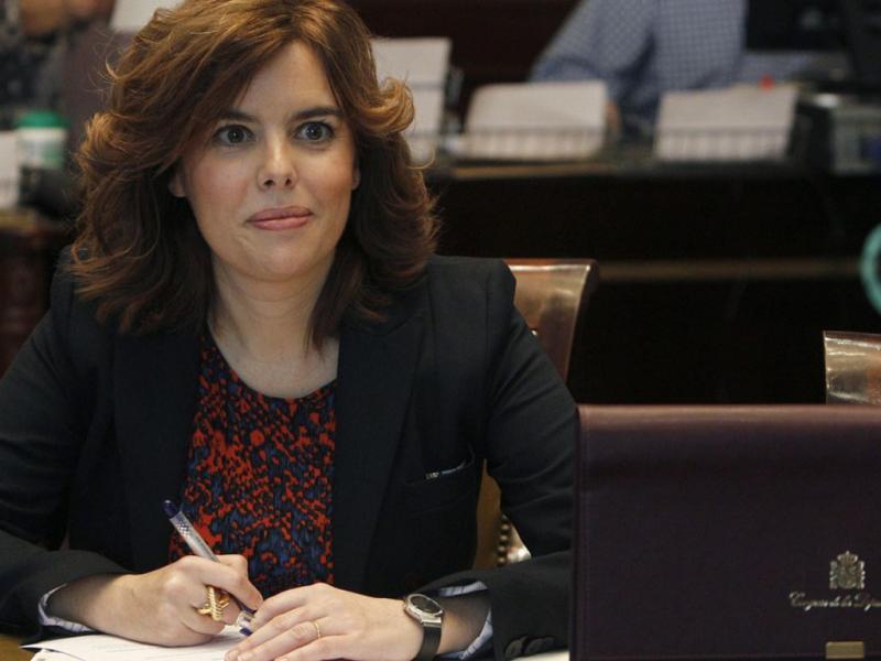 Soraya Sáenz Santamaría