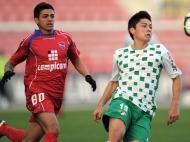 Gil Vicente vs Moreirense (Hugo Delgado/Lusa)