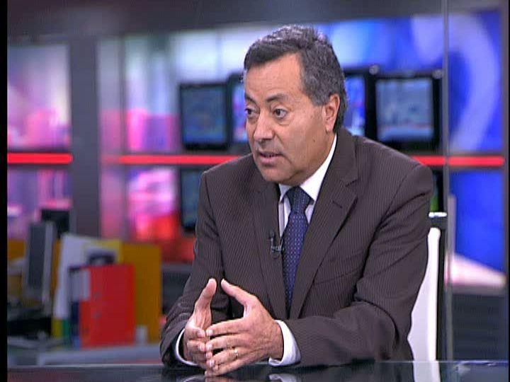 Manuel Teixeira, secretário de Estado da Saúde