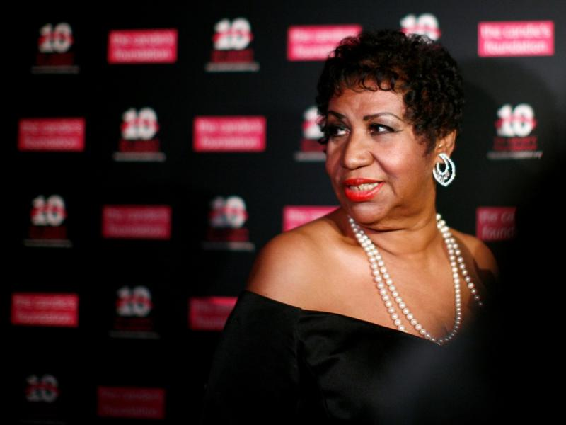Aretha Franklin (Reuters)