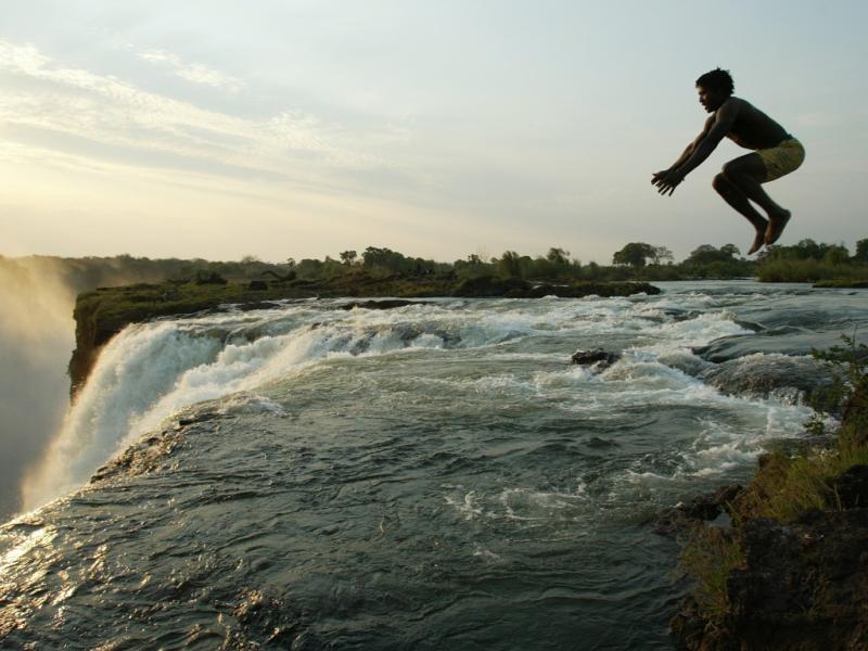 Victoria Falls - Zâmbia