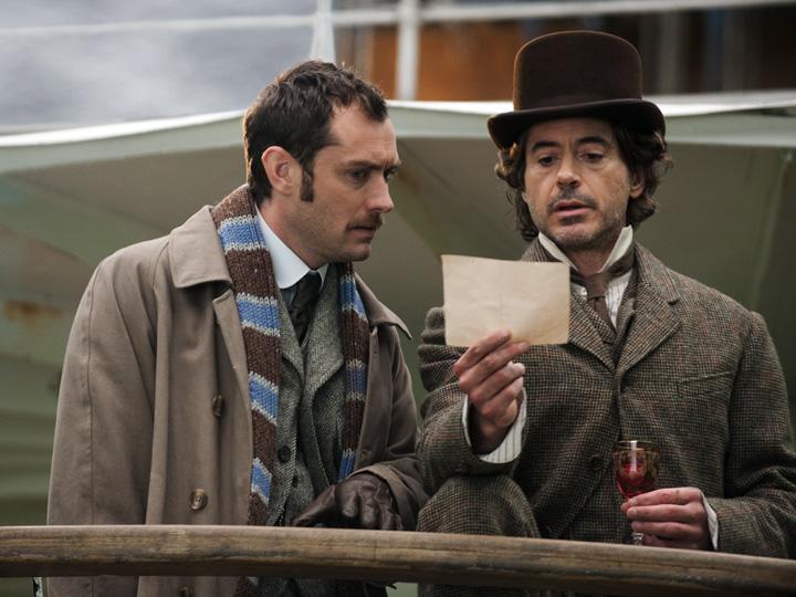 Fotogaleria do filme «Sherlock Holmes: Jogo de Sombras»