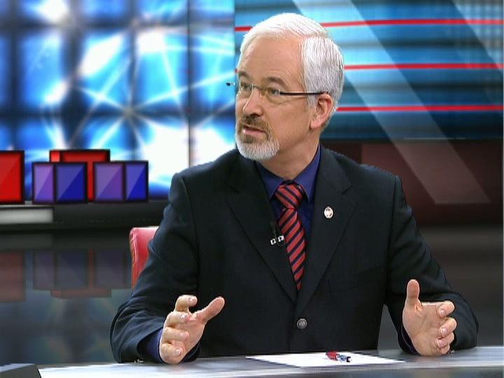 José Manuel Silva, bastonário da Ordem dos Médicos no Discurso Directo