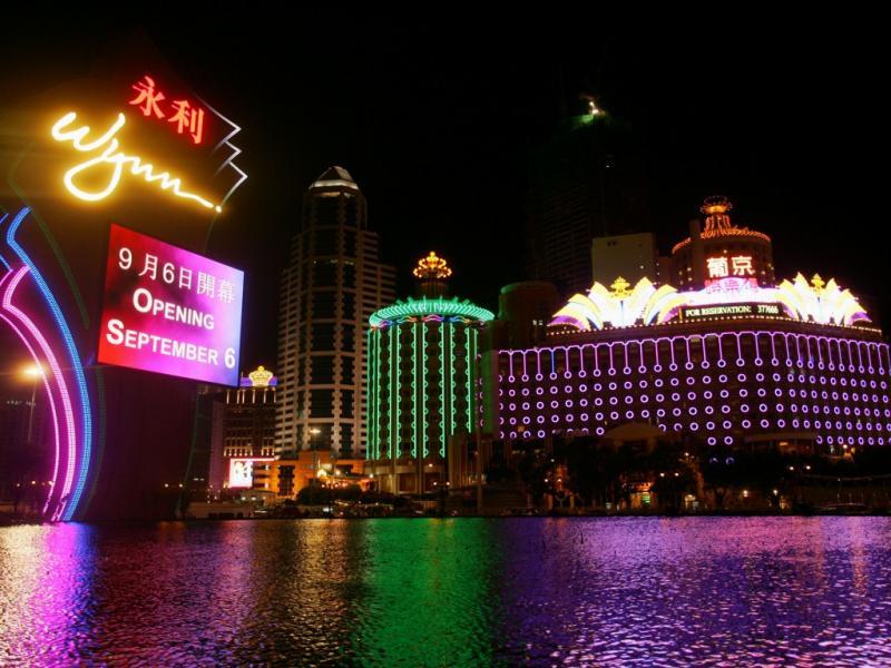 Hotel Casino Lisboa - Macau - 2006