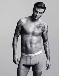 David Beckham: produção para a H&M