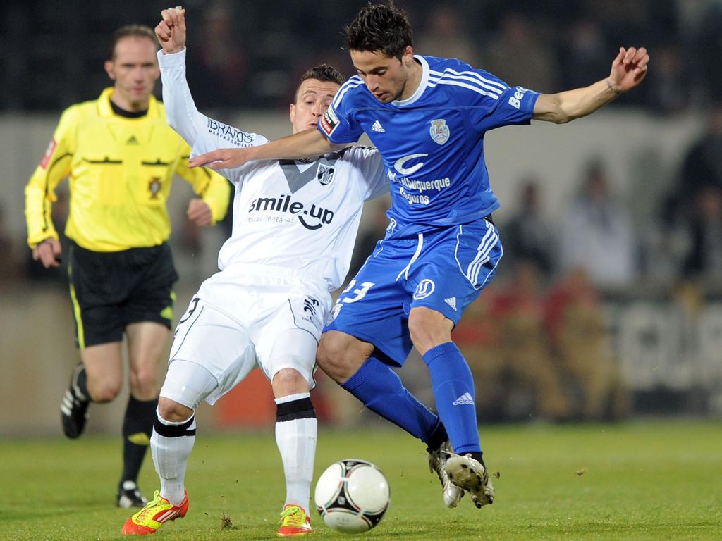 V. Guimarães vs Feirense