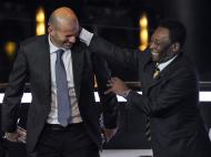 Gala da Bola de Ouro FIFA 2011 (EPA/Steffen Schmidt)