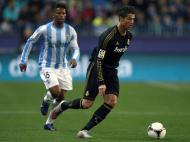 Eliseu e Cristiano Ronaldo (EPA/Jorge Zapata)