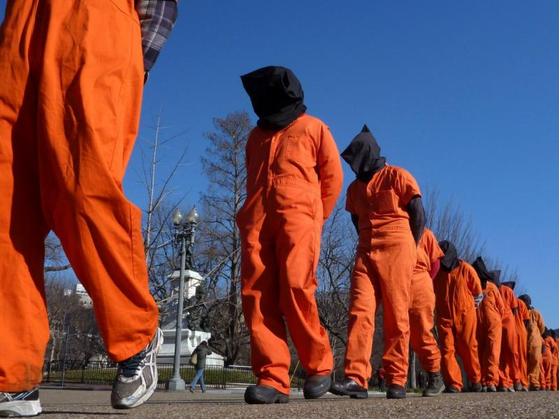 Guantanamo (REUTERS/Larry Downing)