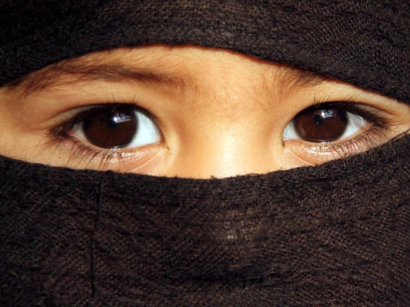 Olhos de esperança