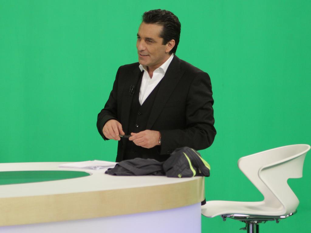 Paulo Futre na TVI