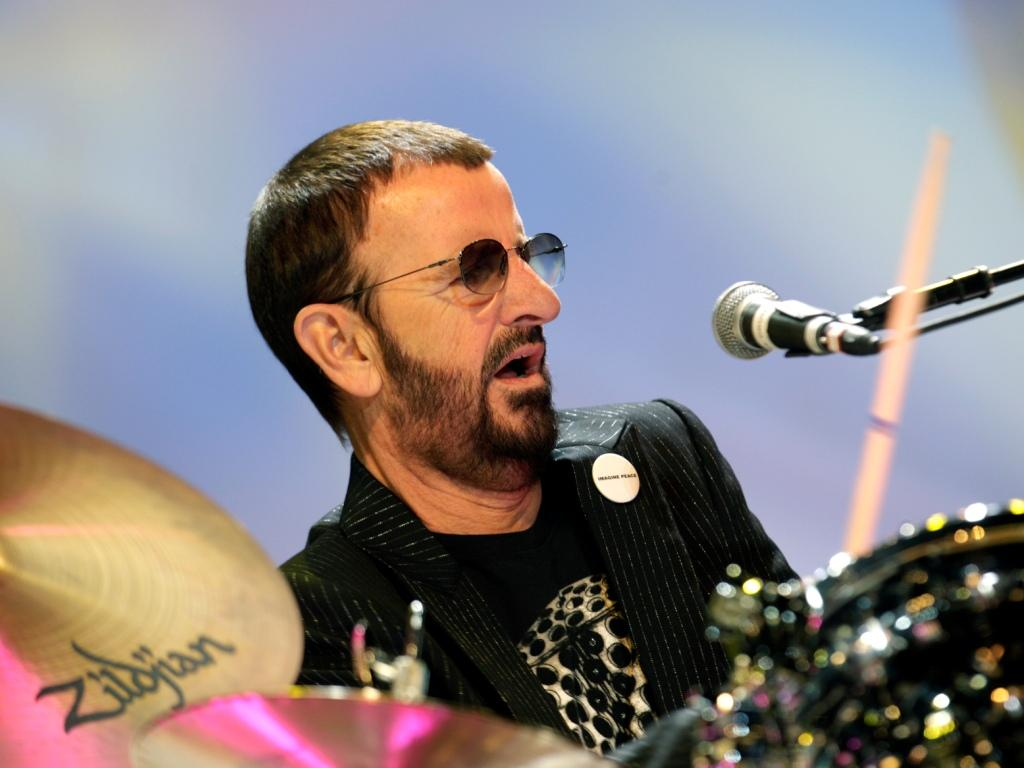 Ringo Starr (Reuters)