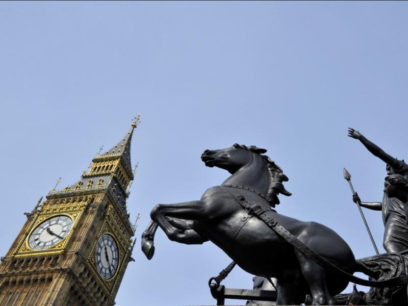 Big Ben - Reuters