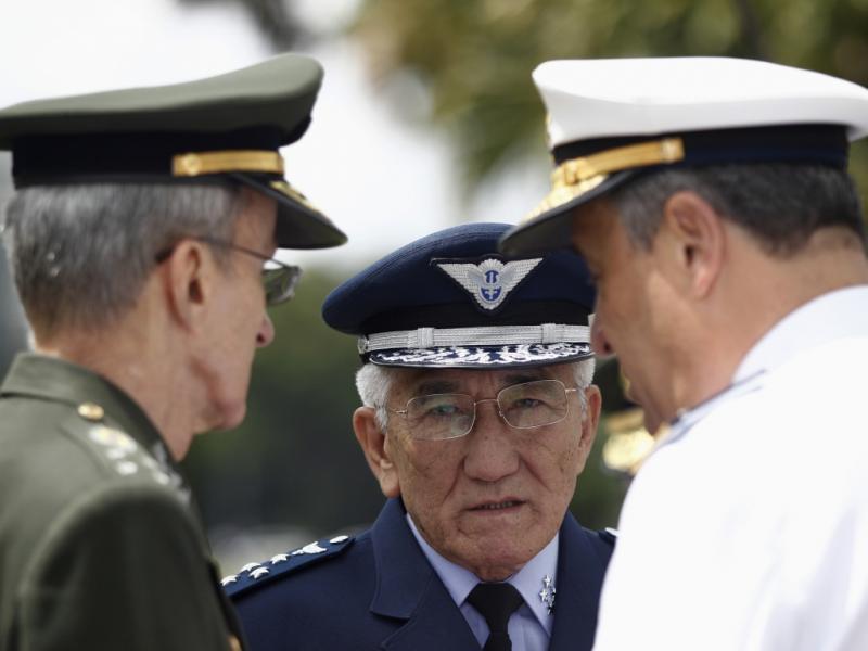 Generais (Reuters)