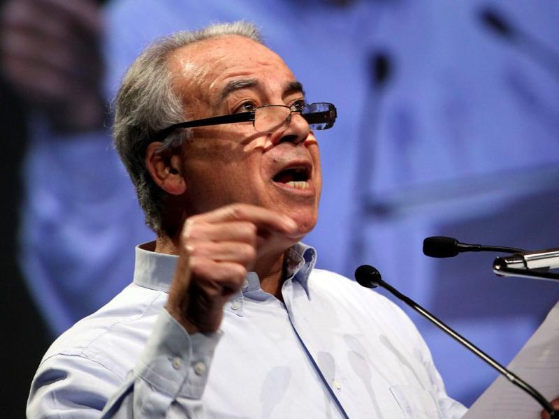 Carvalho da Silva, no seu último discurso como secretário-geral da CGTP